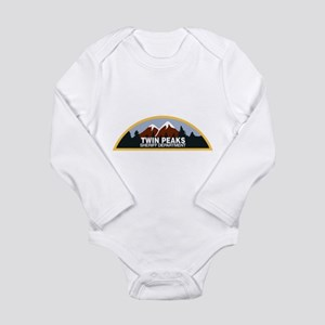 Twin Peaks Sheriff Department Body Suit