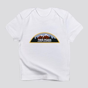 Twin Peaks Sheriff Department Infant T-Shirt