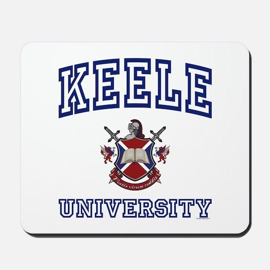 KEELE University Mousepad
