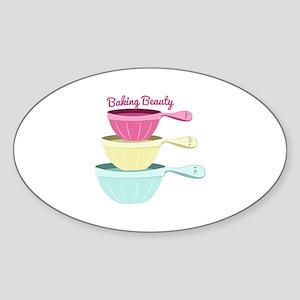 Baking Beauty Sticker