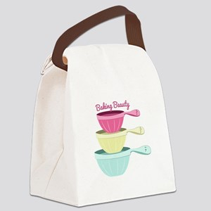 Baking Beauty Canvas Lunch Bag