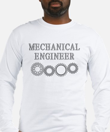 Mechanical Engineer Long Sleeve T-Shirt