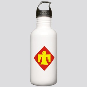 45th Infantry Division Stainless Water Bottle 1.0L