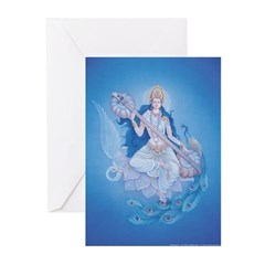 Saraswati Card (Pk of 10)
