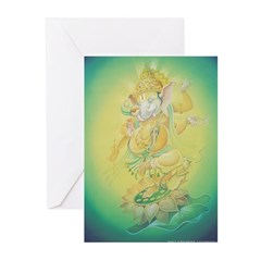 Ganesha Card (Pk of 10)