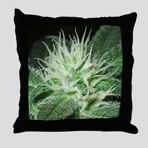 Buddha's Sister Throw Pillow