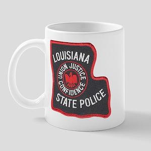 Louisiana State Police Mug