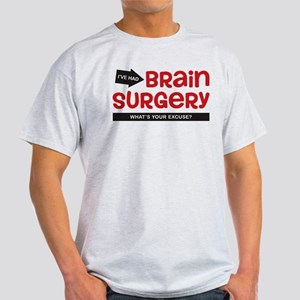 Brain Surgery Light T-Shirt