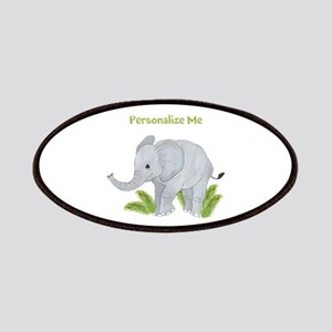 Personalized Elephant Patches