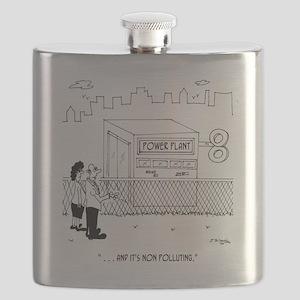 Energy Cartoon 7164 Flask