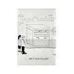 Energy Cartoon 7164 Rectangle Magnet (10 pack)