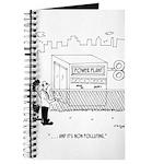 Energy Cartoon 7164 Journal