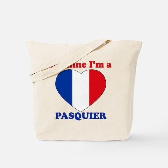 Pasquier, Valentine's Day Tote Bag