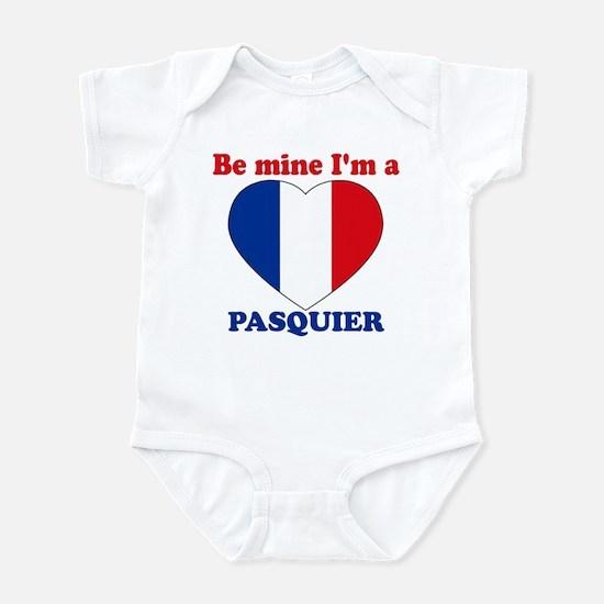 Pasquier, Valentine's Day Infant Bodysuit