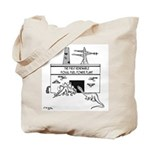 Energy Cartoon 1742 Tote Bag