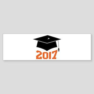 2017 Graduate Bumper Sticker