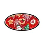 Christmas Cookies Patches