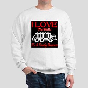 I Love The Mafia Sweatshirt