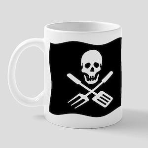 Grill Pirate Mug