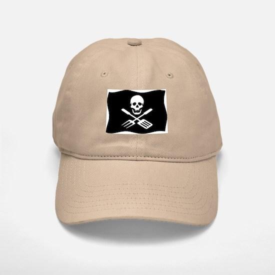 Grill Pirate Baseball Baseball Cap