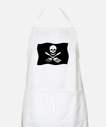 Grill Pirate Apron