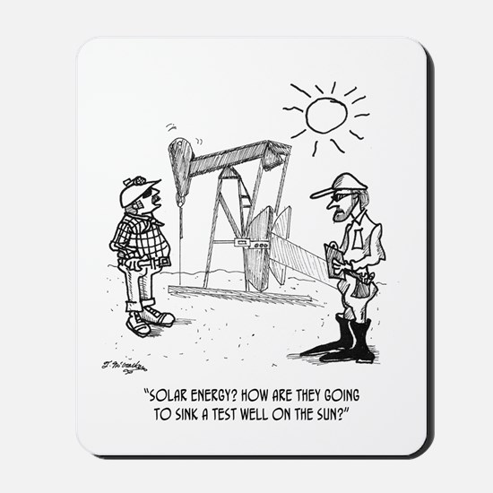 Solar Cartoon 1651 Mousepad