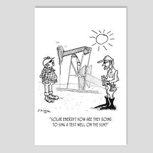 Solar Cartoon 1651 Postcards (Package of 8)