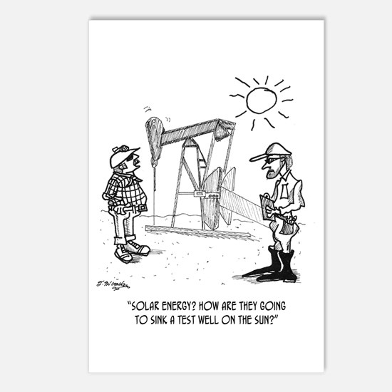 Solar Cartoon 1651 Postcards (Package of 8)