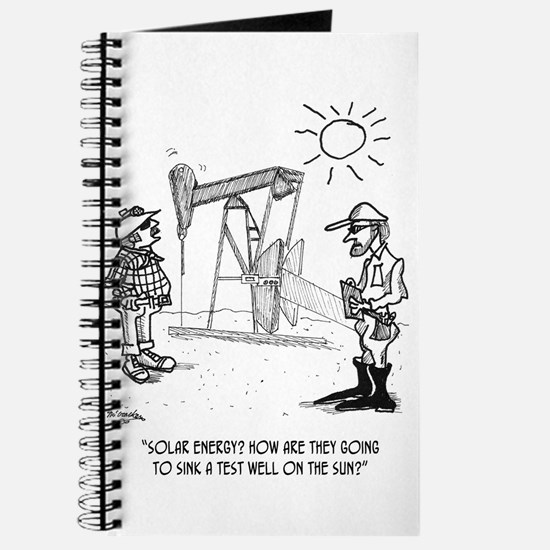 Solar Cartoon 1651 Journal