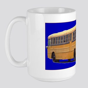 WELL Bus Large Mug