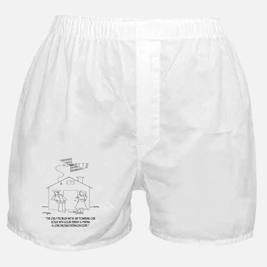 Solar Cartoon 0521 Boxer Shorts