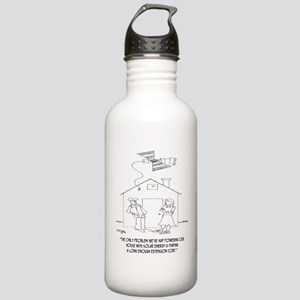 Solar Cartoon 0521 Stainless Water Bottle 1.0L