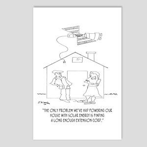 Solar Cartoon 0521 Postcards (Package of 8)