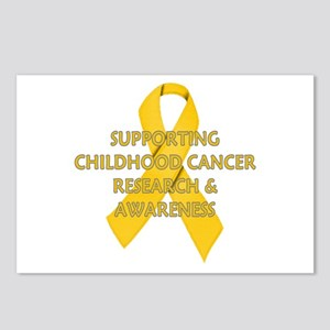 ...Childhood Cancer... Postcards (Package of 8)