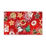 Christmas Cookies Car Magnet 20 x 12