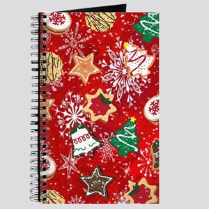 Christmas Cookies Journal