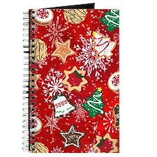 Christmas Cookies Journal