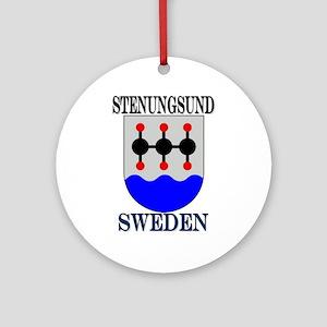 The Stenungsund Store Ornament (Round)