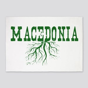 Macedonia Roots 5'x7'Area Rug
