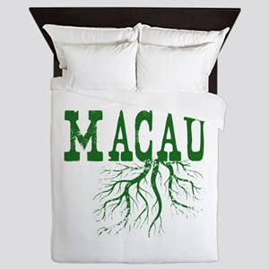 Macau Roots Queen Duvet