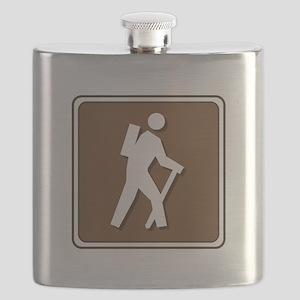 Hiker Flask