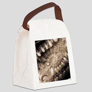 Malignant Canvas Lunch Bag