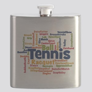 Tennis Word Cloud Flask