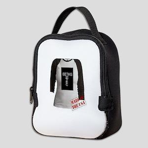 #eethg shirt in shirt Neoprene Lunch Bag