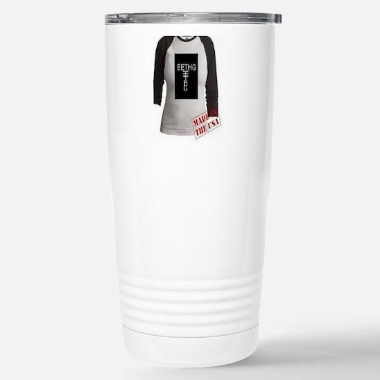 #eethg shirt in shirt Travel Mug