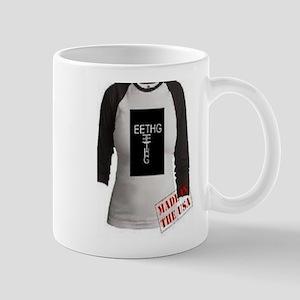 #eethg shirt in shirt Mugs