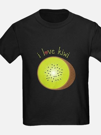 I Love Kiwi T-Shirt
