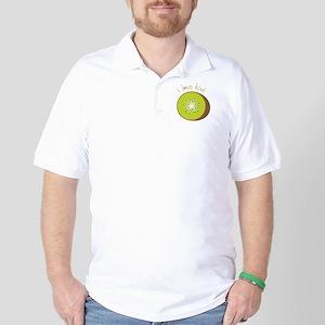 I Love Kiwi Golf Shirt