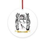 Giovanizio Ornament (Round)