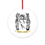 Giovanitti Ornament (Round)
